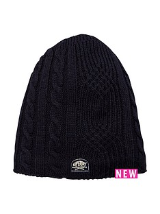 superdry-misty-cable-beanie