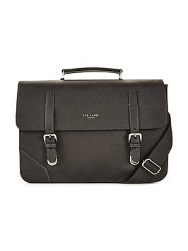 ted-baker-cross-grain-satchel