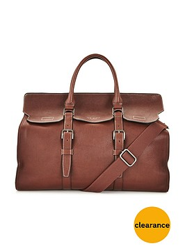 ted-baker-pebble-grain-leather-holdall