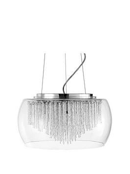 ideal-home-glass-cloche-ceiling-light