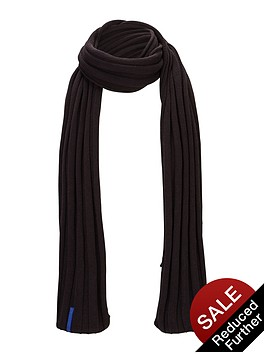 superdry-classic-ribbed-scarf