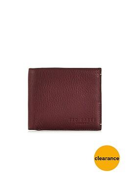 ted-baker-oxblood-bifold-wallet