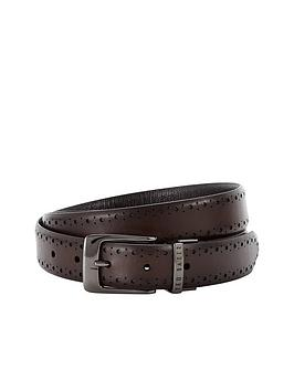 ted-baker-brogue-detail-reversible-belt