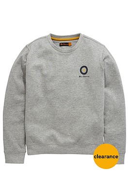 ben-sherman-crew-neck-sweat