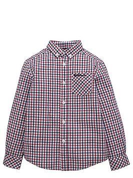 ben-sherman-ls-check-shirt