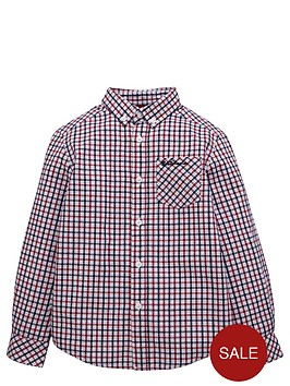 ben-sherman-ls-check-shirt