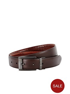 ted-baker-textured-reversible-belt
