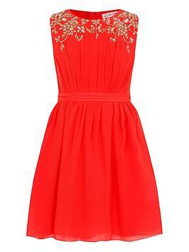 little-misdress-girls-embellished-chiffon-dress