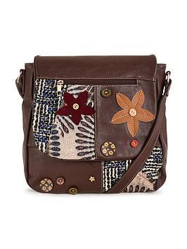 joe-browns-the-remarkable-patchwork-bag-brown