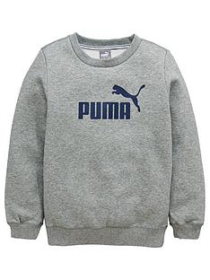puma-older-boys-essential-logo-sweat-top