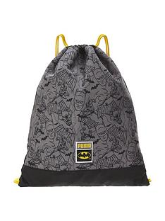 puma-puma-batman-younger-boys-gymsack
