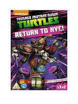 Teenage Mutant Ninja Turtles - Return to NYC