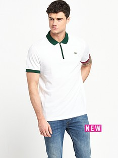 lacoste-sports-zip-polo