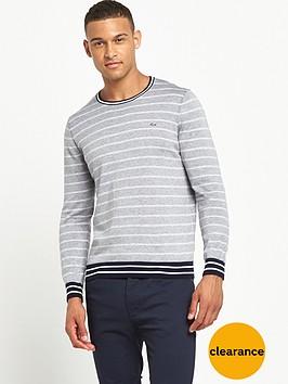 lacoste-sportswear-striped-jumper