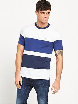 lacoste-sportswear-block-stripe-t-shirt
