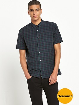 river-island-short-sleeved-checked-shirt