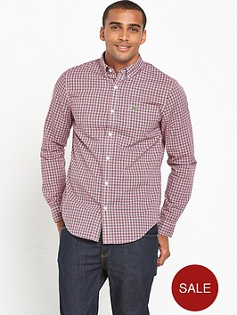 lacoste-sportswear-long-sleeve-checked-shirt