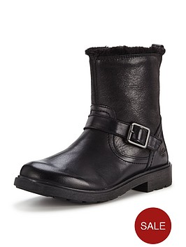 clarks-girls-inesnbspreminbspleather-buckle-bootsbr-br-width-sizes-available