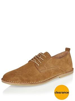 river-island-mens-suede-desert-shoe--tan