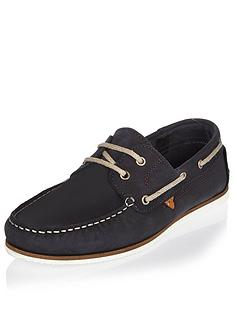 river-island-river-island-boat-shoe-with-coloured-sole