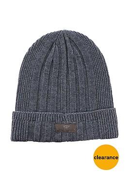 ugg-ribbed-cuff-hat