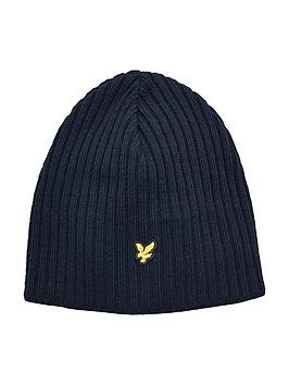 lyle-scott-lyle-and-scott-knitted-beanie