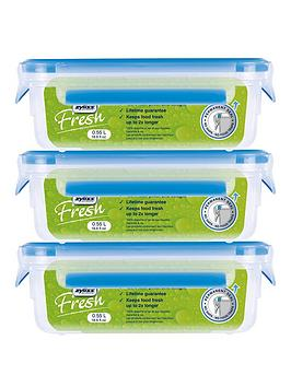 zyliss-zyliss-fresh-3-piece-plastic-leakproof-food-storage-box-set-3-x-055lbr-br