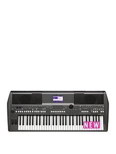 yamaha-psrs670-workstation-keyboard