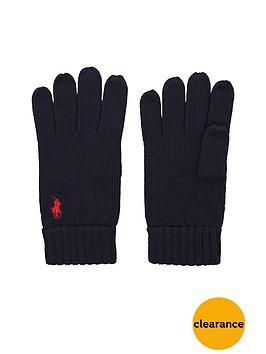 ralph-lauren-knitted-gloves