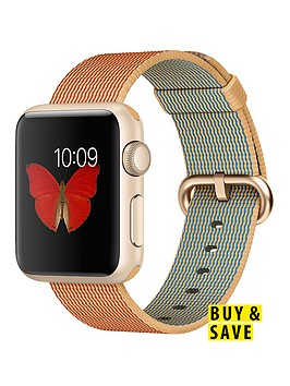 apple-watch-sportnbsp38mm-gold-aluminium-case-with-red-woven-nylon