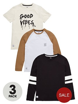 v-by-very-boys-good-vibes-t-shirts-3-pack