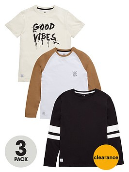 v-by-very-boys-good-vibes-t-shirts-3-pack