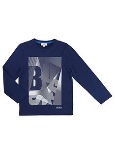 boss-ls-graphic-tee