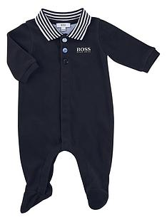 boss-velour-sleepsuit-gift-set