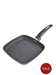 tower-cerastone-25cm-stone-coated-grill-pan
