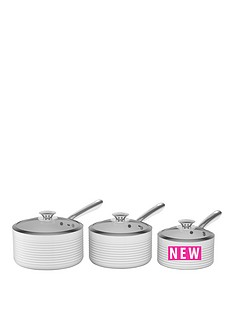tower-tower-linear-3-piece-ceramic-coated-pan-set-white