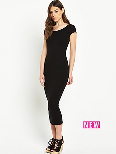 river-island-scoop-back-midi-dress