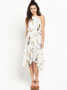 river-island-hanky-hem-printed-dress