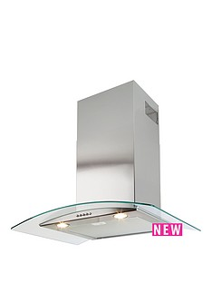 beko-hbg60x-60cm-built-in-canopy-cooker-hood-with-optional-connection-stainless-steel