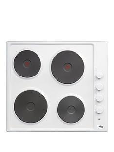 beko-hize64101w-60cmnbspbuilt-in-sealed-plate-hob-with-connection-white
