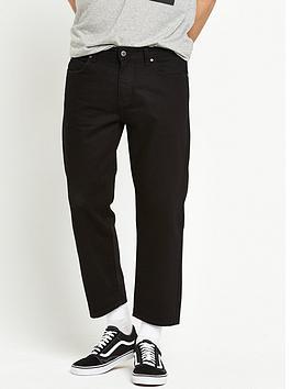 dr-denim-otis-regular-fit-cropped-jeans