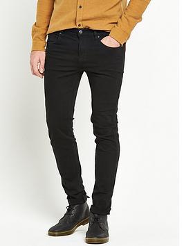 Dr. Denim Snap Skinny Fit Jeans