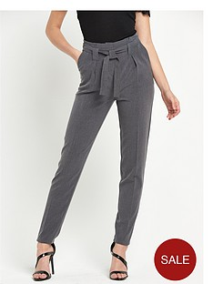 v-by-very-paperbagnbspwaist-trouser