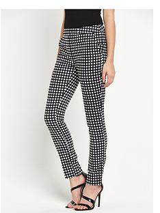 v-by-very-gingham-skinny-trouser