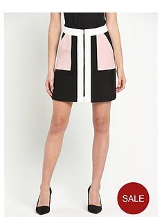 v-by-very-colour-block-a-line-skirt