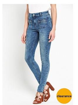 v-by-very-high-waistednbspskinny-jean-with-plaited-pocket