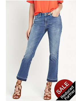 v-by-very-frayed-hem-cropped-kick-flare-jeans