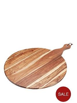 master-class-artesagrave-extra-large-acacia-wood-serving-paddle