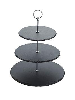 master-class-nbspartesagrave-three-tier-slate-cake-stand-285x345cm