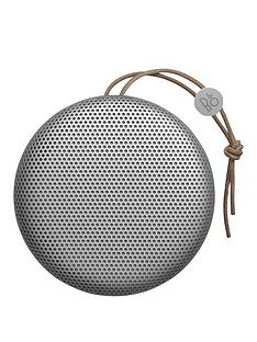 Bang & Olufsen by Bang & Olufsen  A1 Wireless Portable Bluetooth speaker - Natural